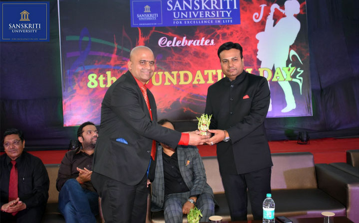 8th Foundation Day celebrations 2018