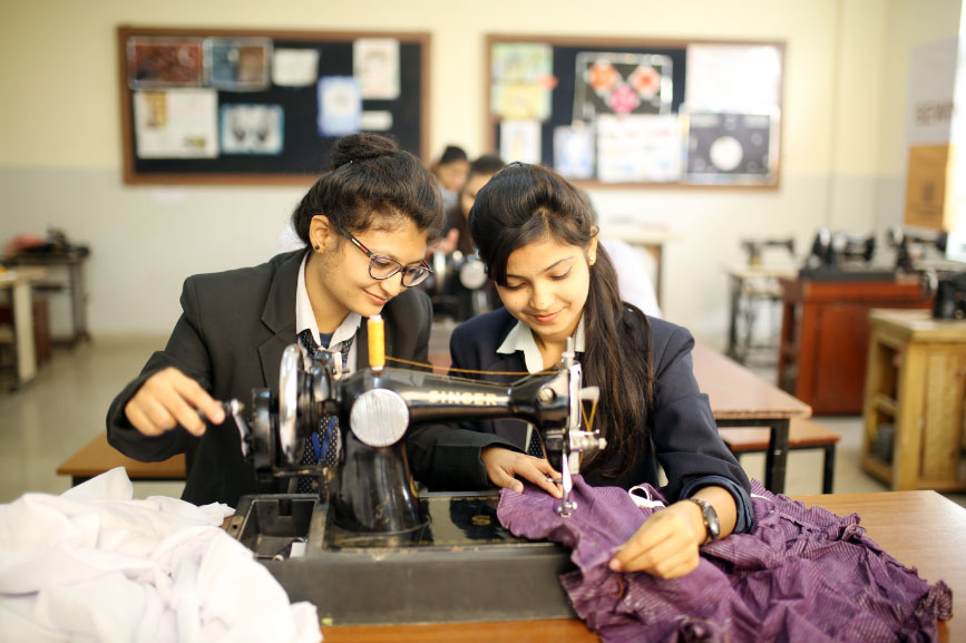 Best College For Fashion Designing Courses In India
