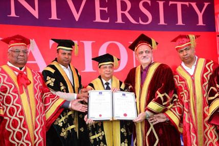Top ranking universities in india | UGC recognised